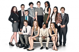 Team Atomic had power struggles throughout this week's Young Apprentice