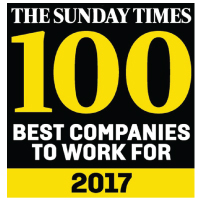 Skipton Business Finance - Invoice Factoring & Invoice Discounting - Top 100 Companies To Work For 2017